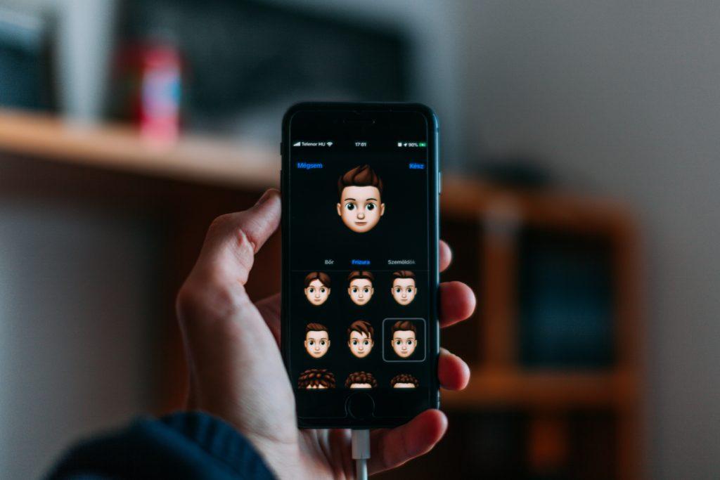 iphone message emoji